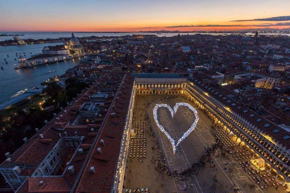 Venezia Rivelata – Piazza San Marco evento