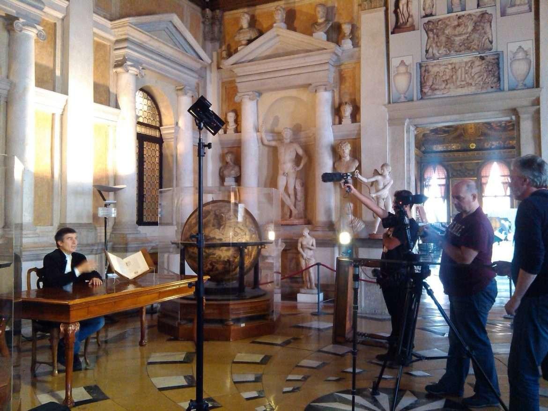 Venezia – Biblioteca Marciana – Sale Sansovine