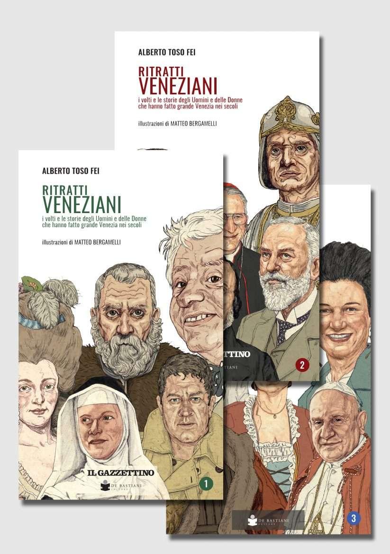 ritratti veneziani