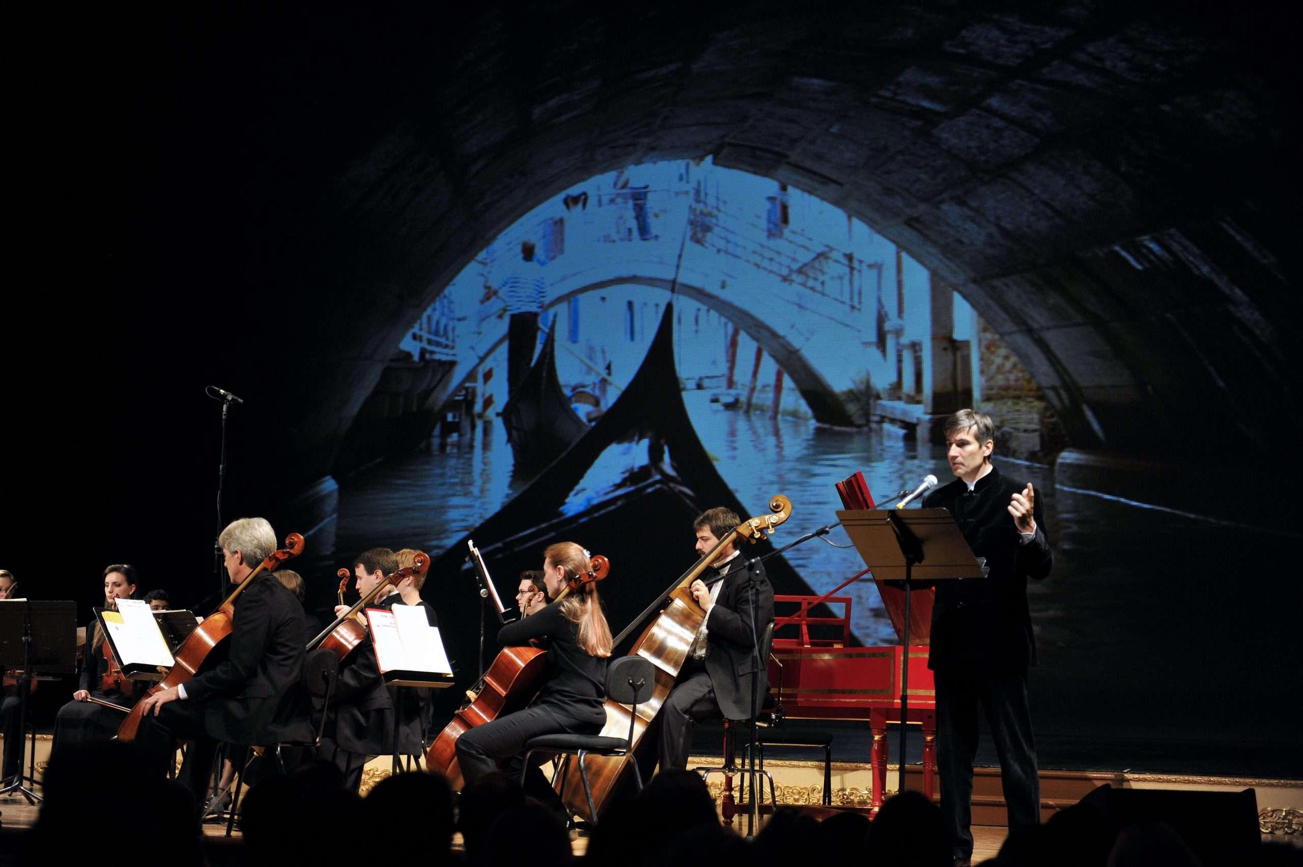 Alberto Toso fei - concerto unesco